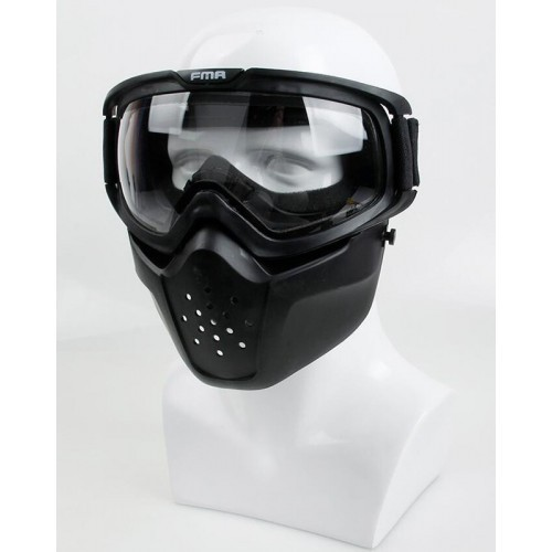 FMA Separate Strengthen Anti Fog Protective Full Face Mask