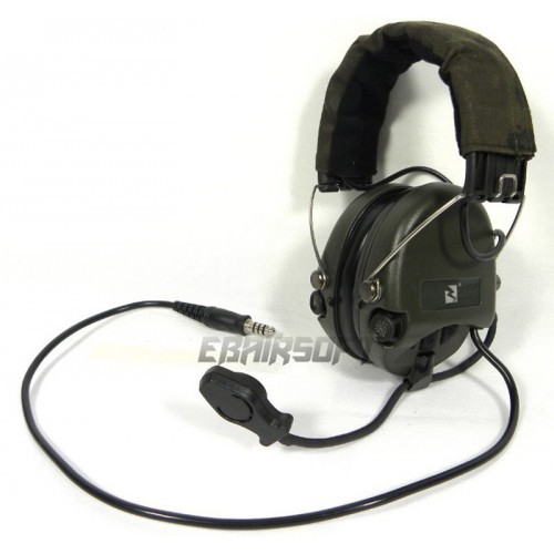 Z Tactical Sordin Style Headset (Standard Plug Version)