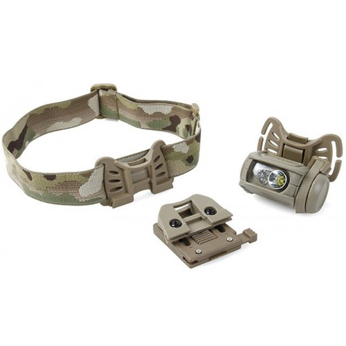 Lone Wolf Tactics MPLS System Tactical Headlamp