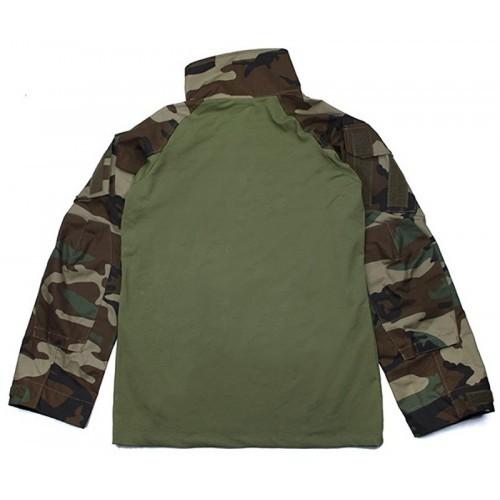 TMC Gen3 Combat Shirt (Woodland)