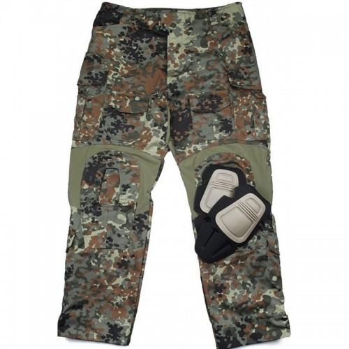 TMC Gen3 Combat Trouser with Knee Pads (Flecktarn)