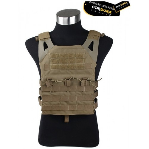 TMC Jungle Plate Carrier 2015 Ver (Coyote Brown)