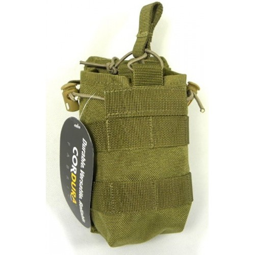 TMC Open-Top Single Mag Pouch (Khaki)
