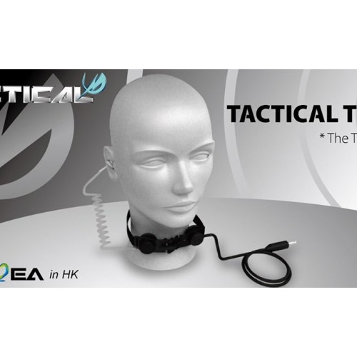 Z Tactical Assault Throat Mic