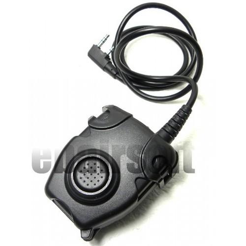 Z Tactical Peltor Style PTT