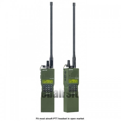 Z Tactical PRC 152 Radio Dummy with Detachable Antenna (Oliver Green)