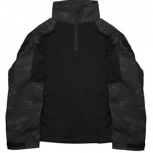 TMC Gen3 Combat Shirt (Multicam Black)