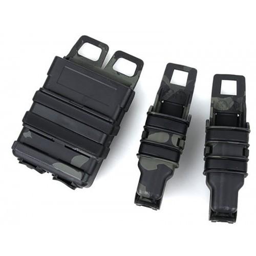 FMA Fast Release Mag Holster Combination Kit (Multicam Black)