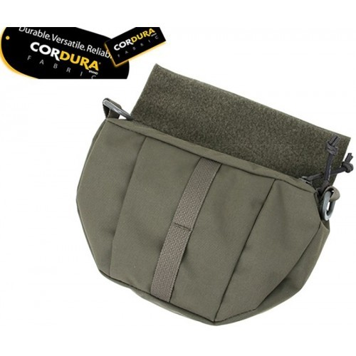 TMC Multi Function Hook and Loop Roll Up Fanny Pouch (Ranger Green)