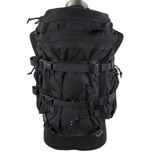 TMC Travelling Urban Backpack (Black)