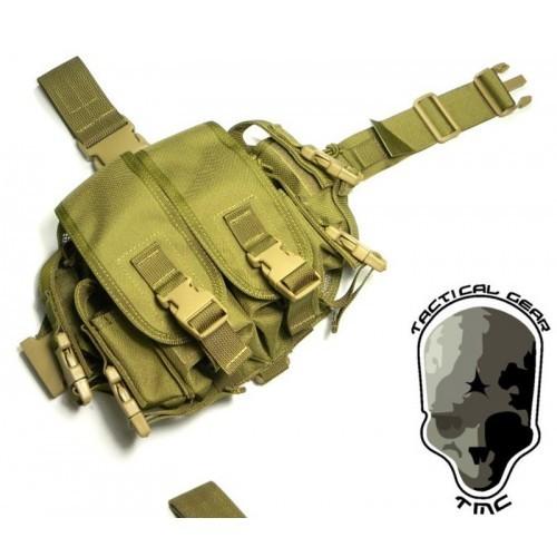TMC Modular Mag Carrier Leg Pouch