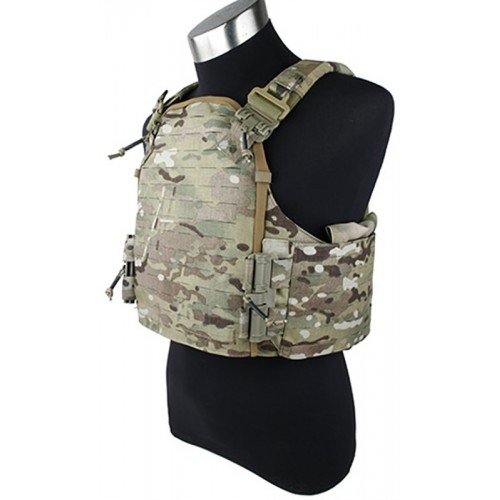 TMC Armor Assault Plate Carrier Vest