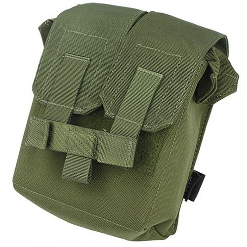 TMC MOLLE M249 200Rds Mag Pouch