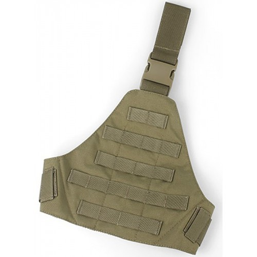 TMC Triangular MOLLE Leg Panel