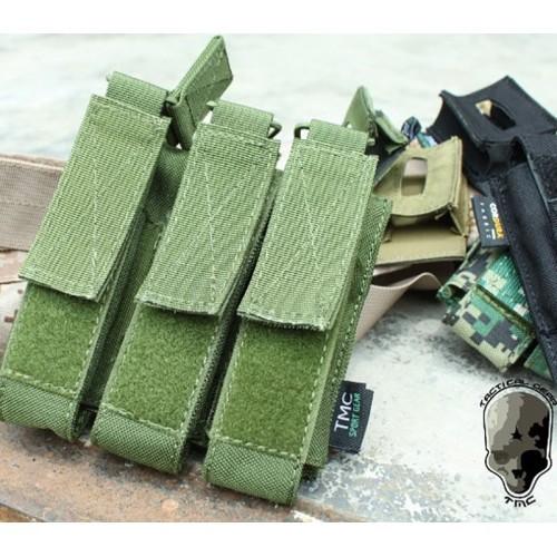 TMC MP7 Series Triple Mag Pouch