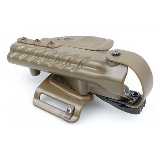 TMC Lightweight Plastic Holster for P226