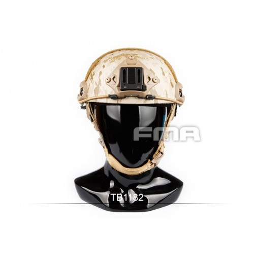 FMA High Cut Helmet