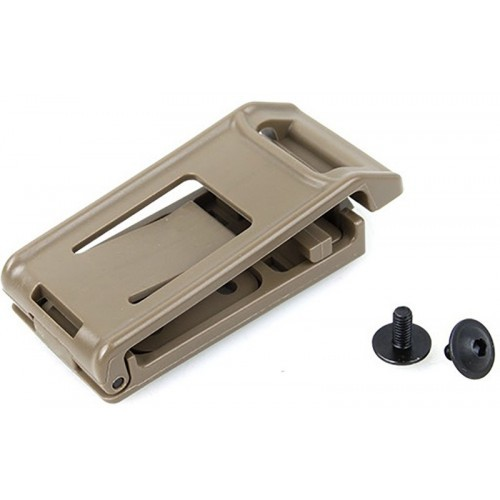 TMC Adjustable Gun Holster Belt Clip