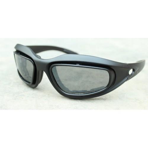 TMC C5 Polycarbonate Low Profile Eye Protection Shooting Glasses Set