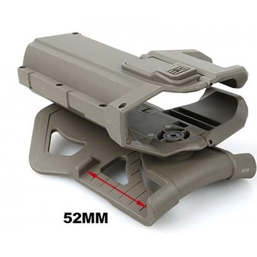 TMC Lightweight Bearing Concealment Holster For G17