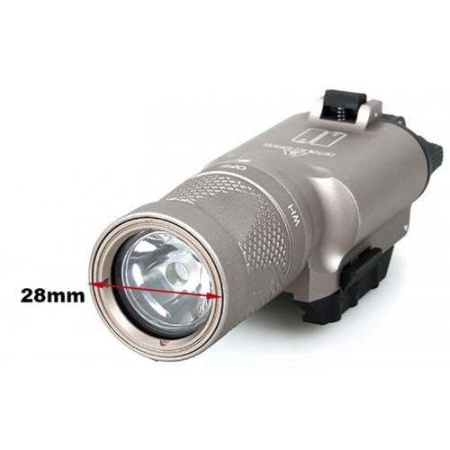Mars Tech X Ray 300V Flashlight