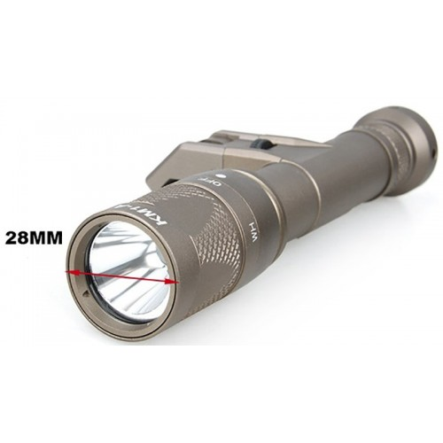 Mars Tech IMF Mount Mars 60 Flashlight