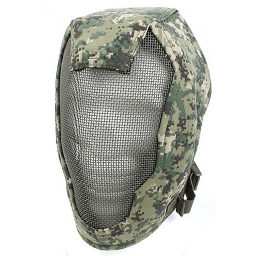 TMC Extreme Metal Mesh Full Face Mask