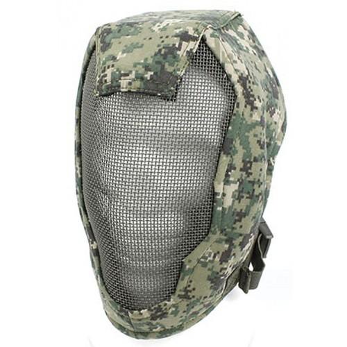 TMC Extreme Metal Mesh Full Face Mask