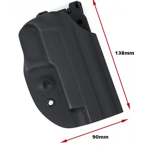 TMC Standard Kydex Hoslter for P226