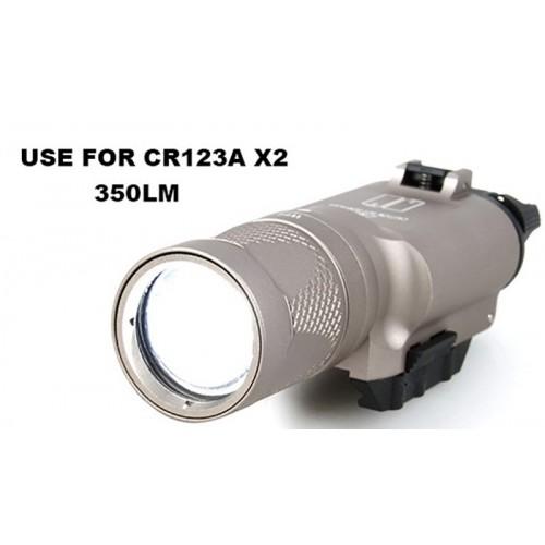 Mars Tech X Ray 300V Flashlight with Case