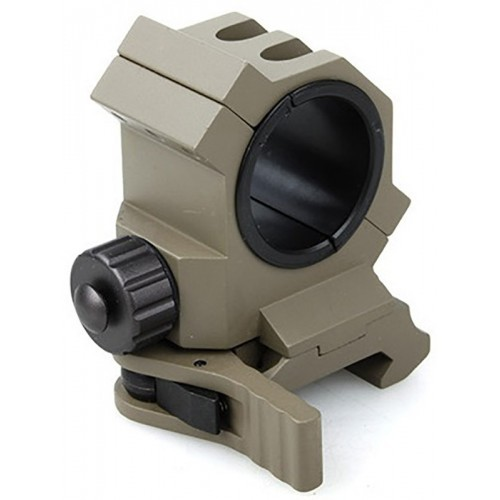 Mars Tech 25-30mm Independent QD Scope Mount