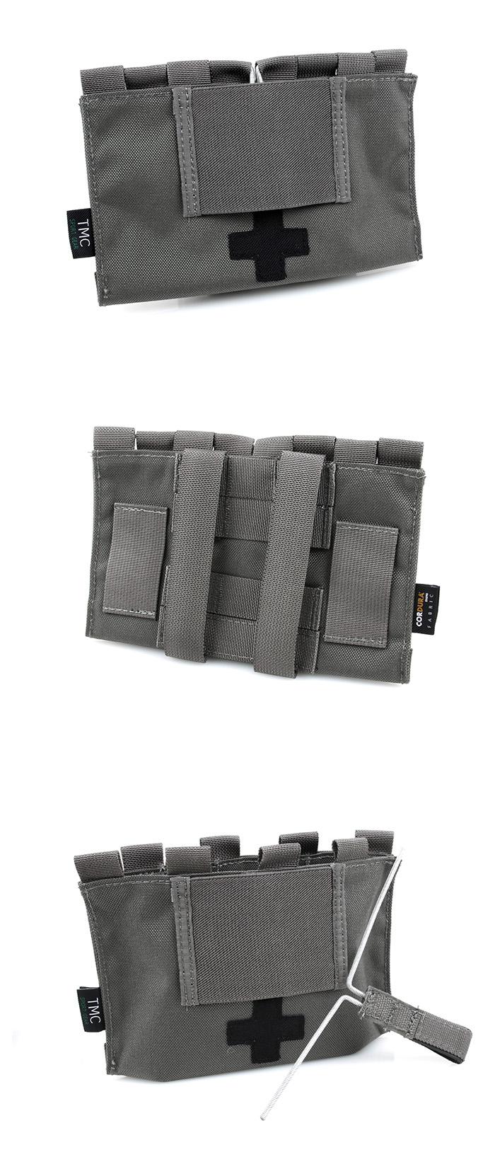 Tmc Universal Quick Release Medical Pouch Ranger Green
