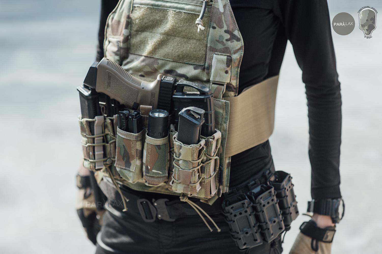 Tmc Tactical Assault Mag Pouch Panel Weapon762