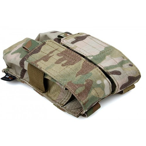 TMC MP7 Series Double Mag Pouch