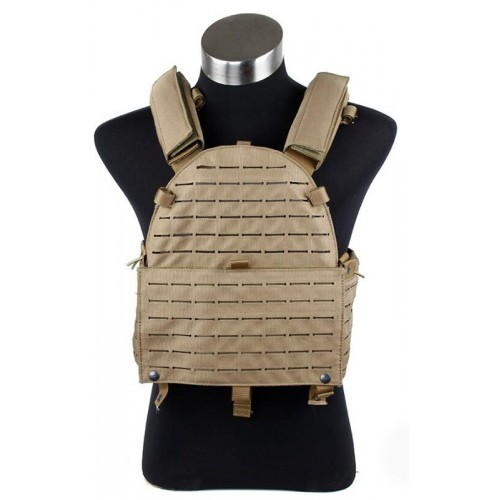 TMC MP94A Laser Cut Plate Carrier (Coyote Brown)