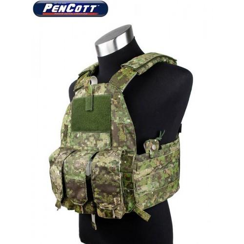 TMC MP94K Modular Plate Tactical Vest