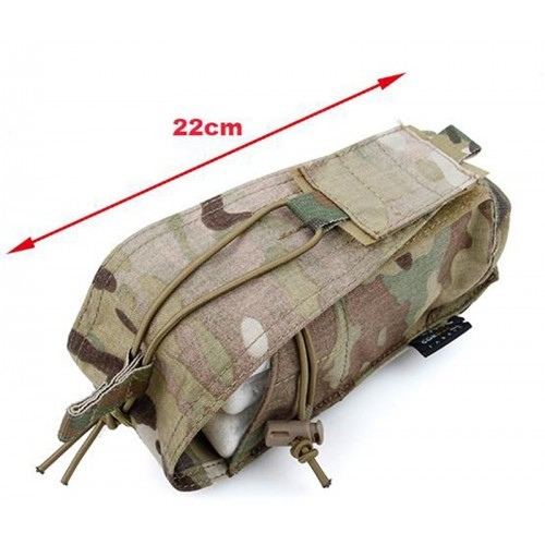 TMC Multi Function Radio/Bottle Pouch Color-PenCott GreenZone