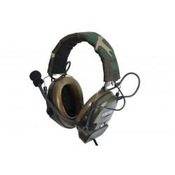 Z Tactical Comtac I Style Headset (Standard Plug Version)