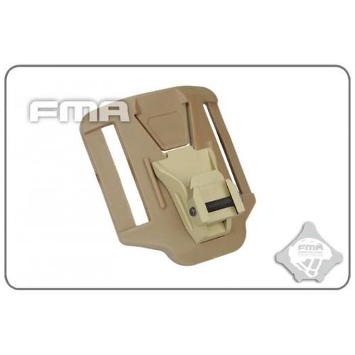 FMA Gun Retention System for Belt