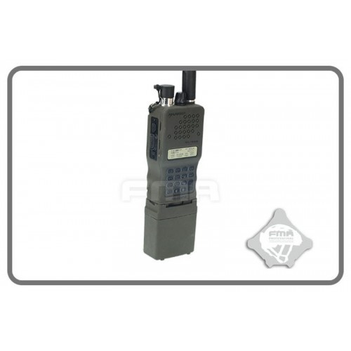 FMA PRC 152 Radio Dummy with Detachable Antenna