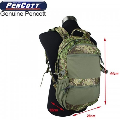 TMC Assault Vest System Pack Color-PenCott GreenZone