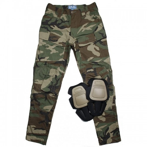 TMC Echo One Trouser (Woodland)
