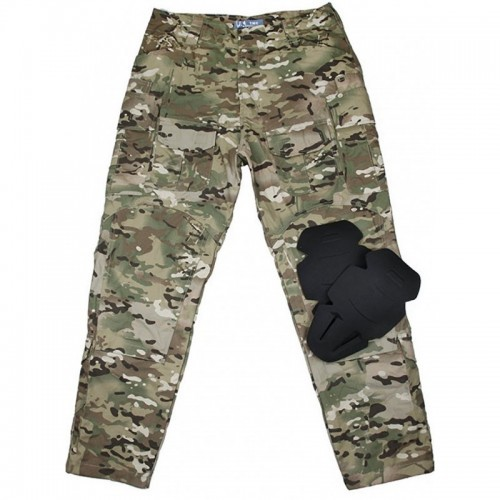 TMC Gen3 Camo Basic Pants with Inner Knee Pads (Multicam)