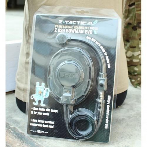 Z Tactical Bowman Evo III Headset