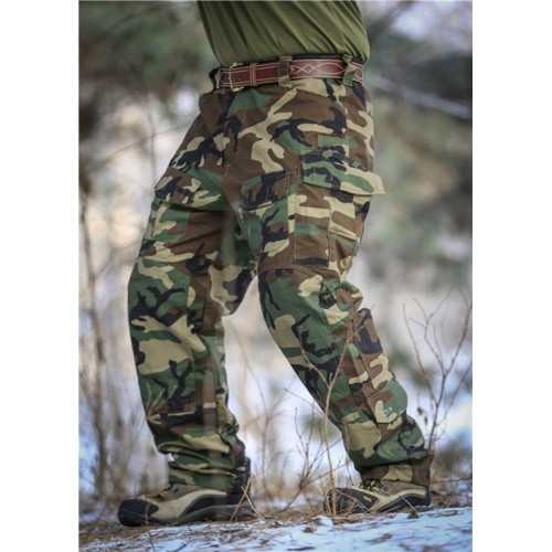 TMC Gen3 Camo Basic Trouser with Inner Knee Pads (WoodLand)