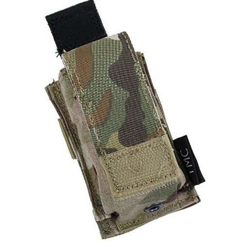 TMC Molle Hard Shell Single Pistol Pouch