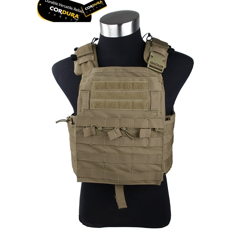 TMC Combat Plate Carrier Vest 2016 Version