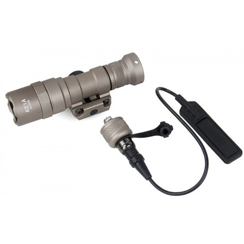 Mars Tech Mars 300B Scout Flashlight