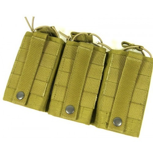 TMC Open Top Stacker Triple Mag Pouch