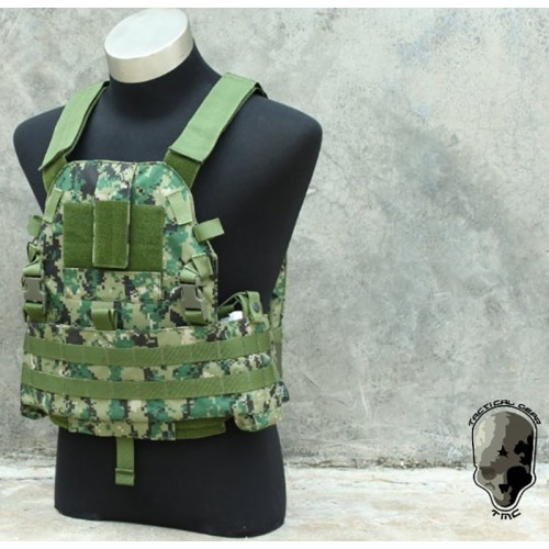 TMC MP94AS Modular Plate Carrier Vest with Panel